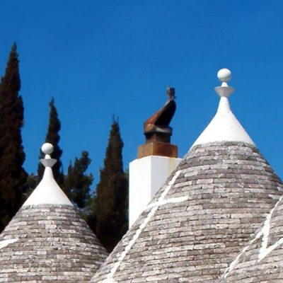 Puglia Calabria - trulli-alberobello